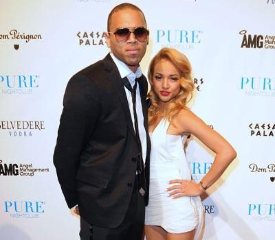 Chris Brown Tak Sabar Kumpul Kebo dengan Kekasihnya