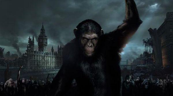 Dawn of the Planet of the Apes Bertahan di Puncak Box Office