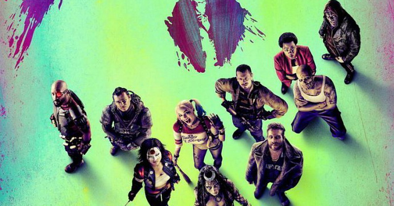 Daftar Soundtrack Suicide Squad