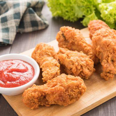 Buat Ayam Goreng Crispy, Renyah & Kriuk Seperti Restoran