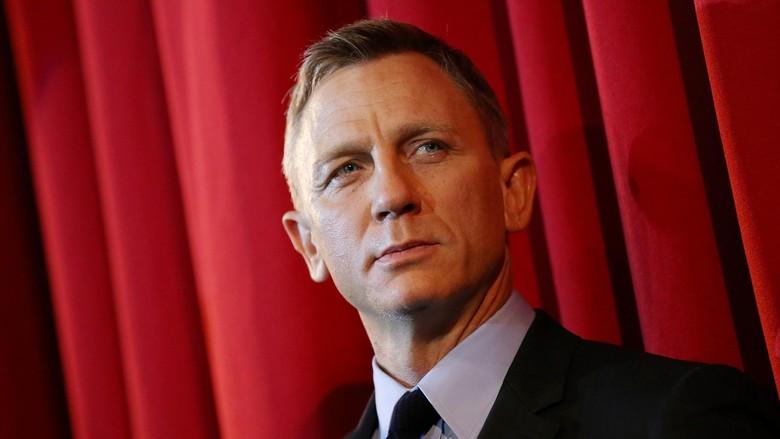 Daniel Craig Dibidik Beradu Akting dengan Halle Berry di Film Terbaru