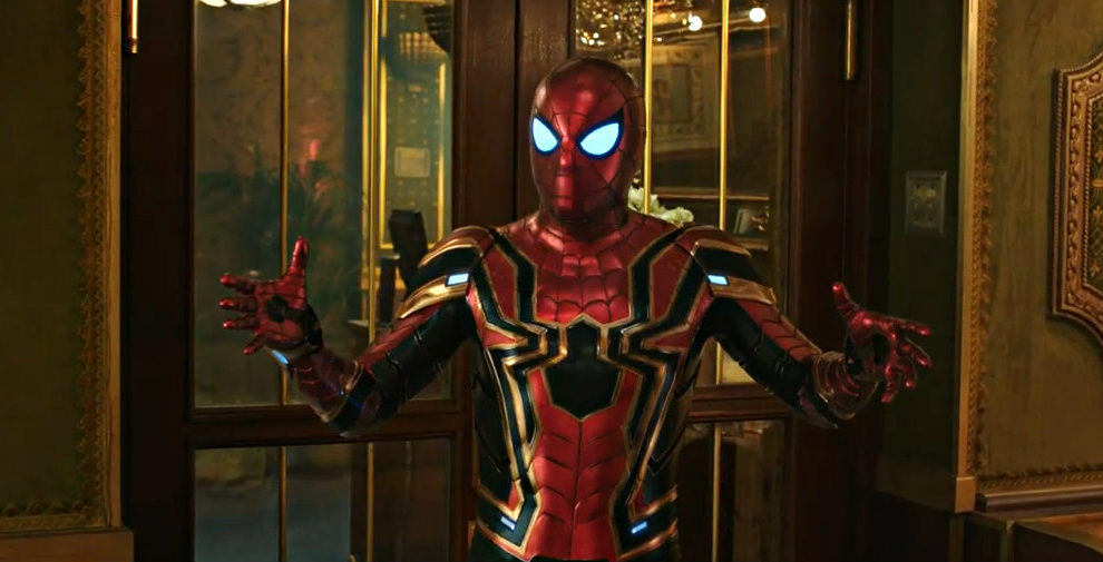 Trailer Terbaru Spider-Man Far From Home