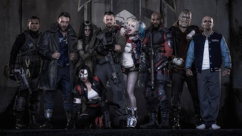 Harley Quinn Bersenang-senang dengan Joker di Trailer 'Suicide Squad' Terbaru