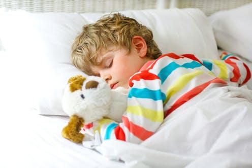 Umur Ideal Anak Tidur Sendiri