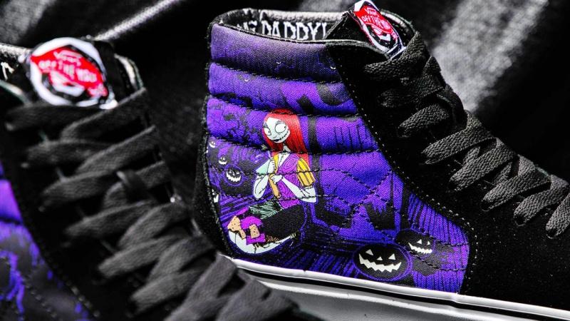Sambut Halloween, Vans Luncurkan Sneakers Spesial!