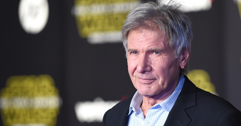 Harrison Ford Bersemangat Bintangi Indiana Jones