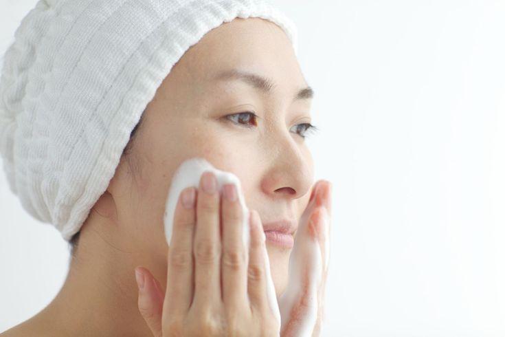 4 Kesalahan Mencuci Muka