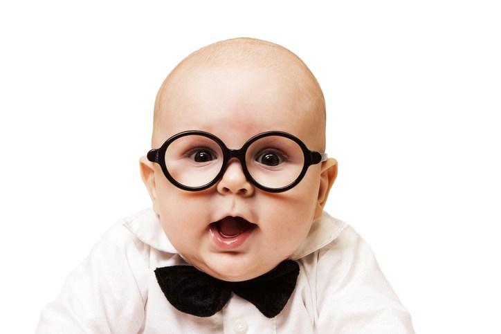Anak Yang Pintar Terlihat Dari Bayi