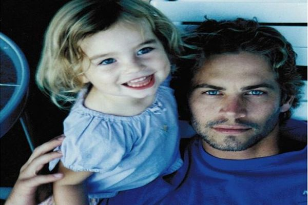 Putri Paul Walker Dirikan Yayasan untuk Kenang Ayahnya