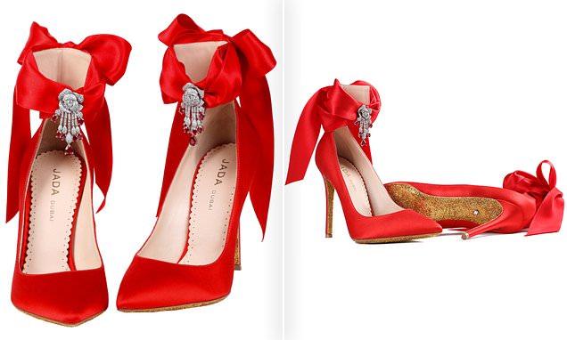 Sepatu Ini Dibanderol Harga 400 Juta, Apa Spesialnya?