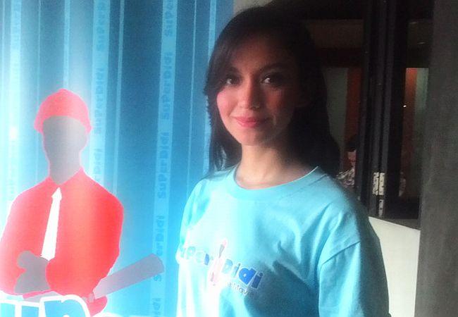 Karina Nadila Menangis Dengar Lagu tentang Ayah
