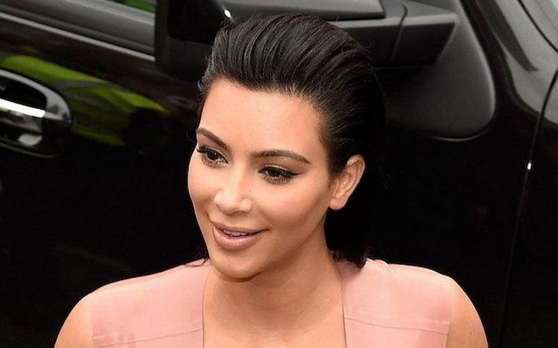 Kim Kardashian Ogah Punya Anak Lagi
