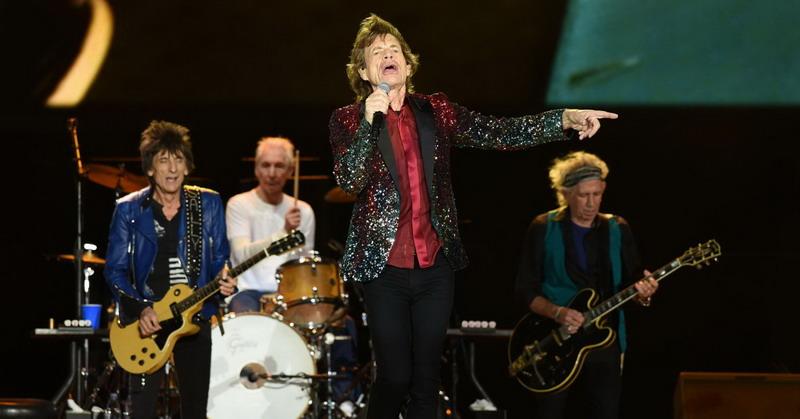 Konser Rolling Stones di Kuba Tertunda Karena Obama
