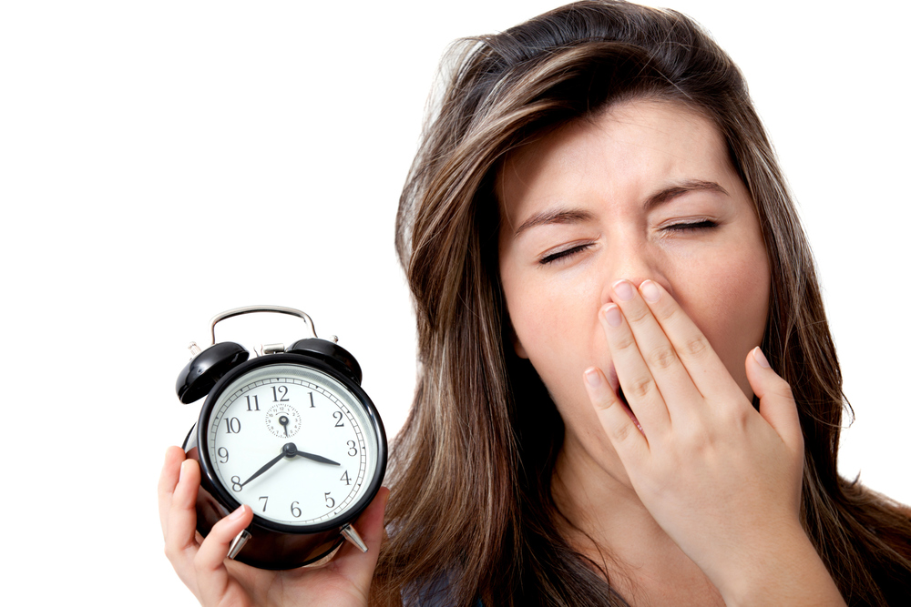 Tanda-Tanda Kurang Tidur