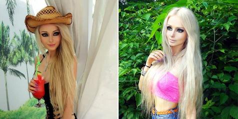 Lama 'Menghilang', Barbie Hidup Valeria Lukyanova Kini Jadi DJ
