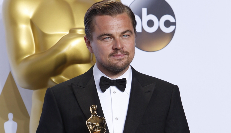 Leonardo DiCaprio Siap Garap Film Sejarah Amerika