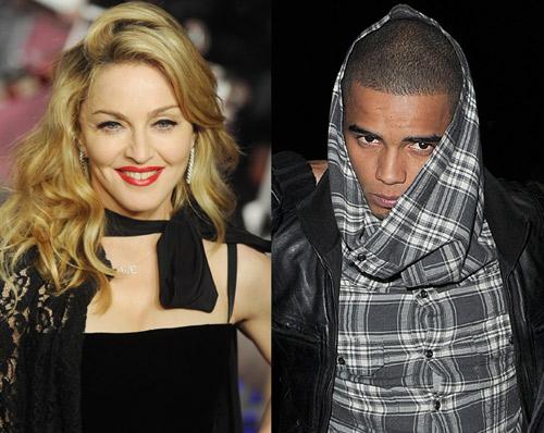 Madonna Hanya Main-Main saat Pacari Berondong
