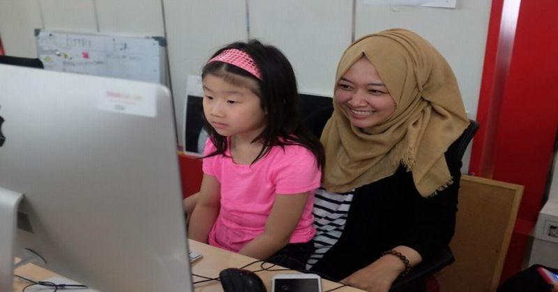 Manfaat Mengajak Anak ke Kantor