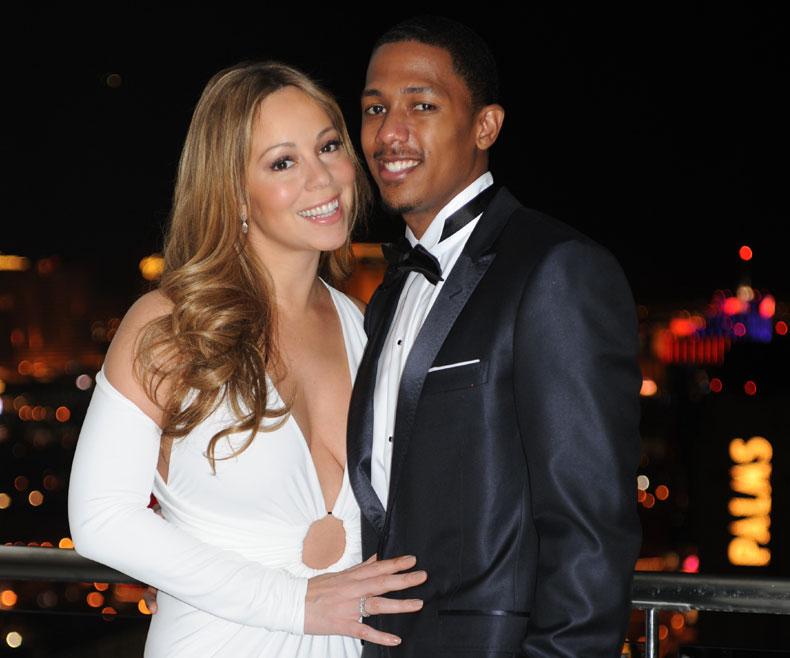 Ups, Mariah Carey Tak Tahu Kim Kardashian!