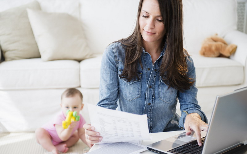 Menarik, Kenali Alih Profesi untuk Ibu Baru