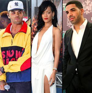 Rihanna Hamil Anak Drake atau Chris Brown?