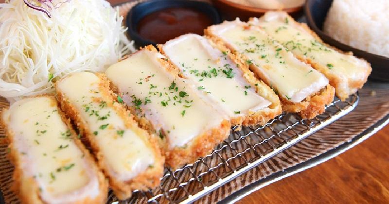 Yuk Buat Chicken Katsu Mozarella Supper Yummy!