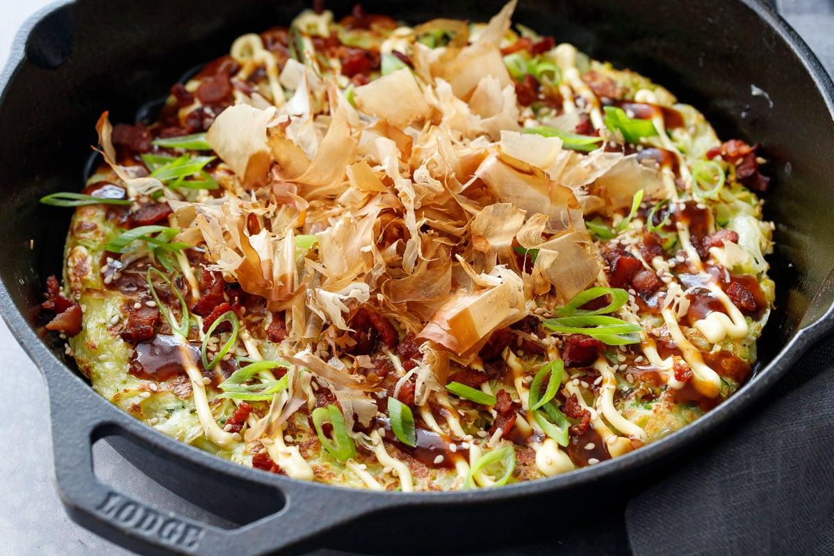 Lezatnya Berbuka dengan Okonomiyaki