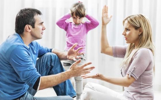 Pertengkaran Orangtua Rusak Mental Anak