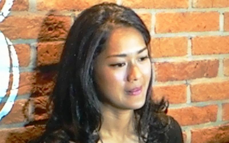 Prisia Nasution Mencari Film Horor yang Tak 'Jual' Dada dan Paha