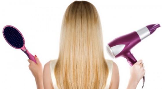 10 Kesalahan saat Blow Dry Rambut