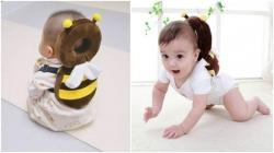 Ransel Multifungsi, Bisa Lindungi Kepala Bayi