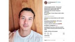 Selfie Nicholas Saputra Meriahkan Pemilu 2019
