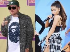 Kepergok Ciuman, Ariana Grande dan Mac Miller Pacaran?