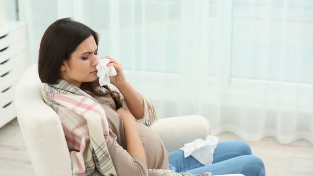Mengatasi Flu Dan Batuk Selama Kehamilan