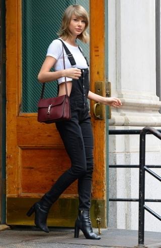 Taylor Swift Saingi Kepopuleran Kim Kardashian di Instagram