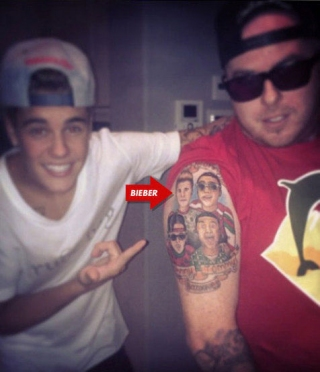 Ada Bukti Justin Bieber Pemakai Ganja?