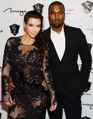 Kanye West Bakal Rilis Foto Putrinya di Majalah Vogue