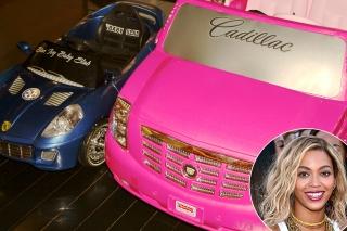 Beyonce Hadiahi Putri Dua Tahunnya Ferrari & Cadillac