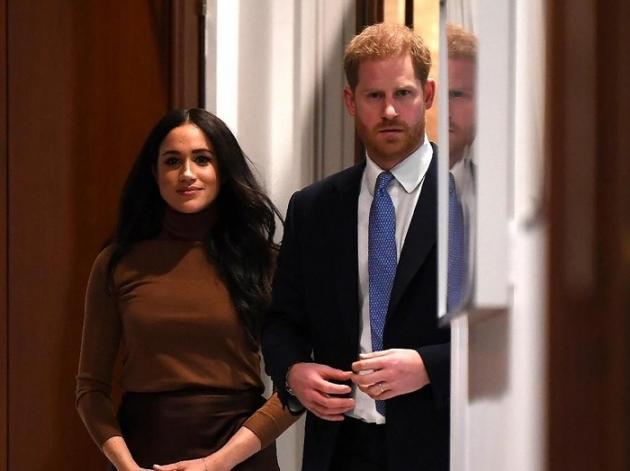 Mundur dari Kerajaan, Pangeran Harry dan Meghan Akan Pindah ke Kanada
