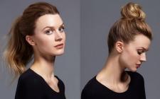 3 Cara Mengikat Rambut yang Simpel