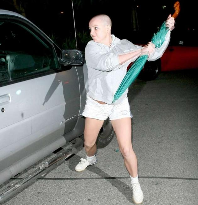 Britney Spears Ulangtahun, Pernah Depresi?