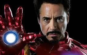 Robert Downey Jr Kapok Jadi Iron Man