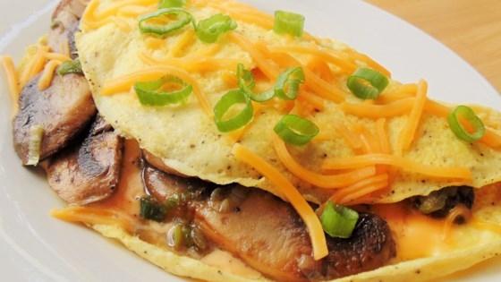 Omelet Keju Lezat Untuk Cemilan Anak