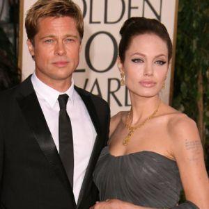 Brad Pitt Nikahi Jolie Tanpa Cinta?