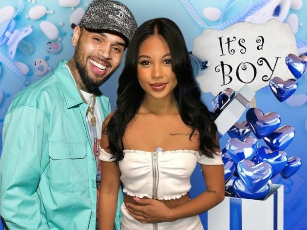 Chris Brown Dikaruniai Anak Ke-2!