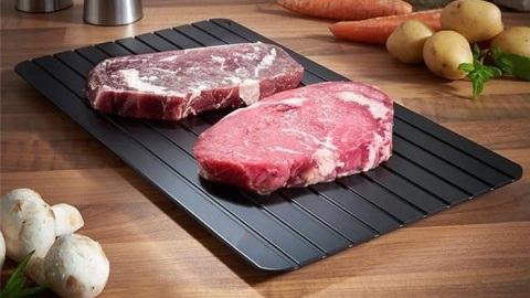 Cara Terbaik Mencairkan Daging Beku sebelum Dimasak