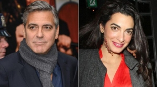 George Clooney Nikahi Wanita Lebanon di Venice