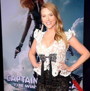 Selamat!, Scarlett Johansson Melahirkan Bayi Perempuan