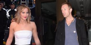 Chris Martin Tulis Lagu Cinta Untuk Jennifer Lawrence