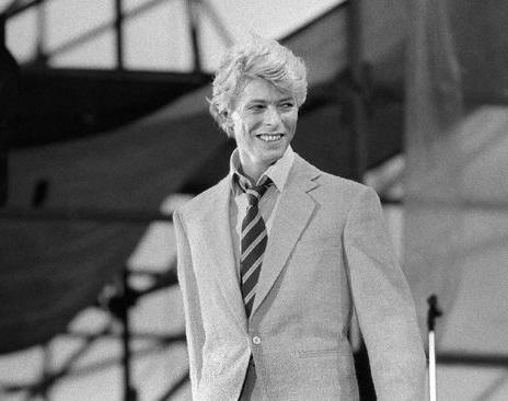David Bowie Akan Diabadikan Menjadi Nama Jalan